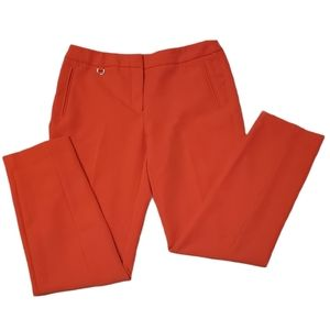 Adrianna Papell coral dress pants womens s…
